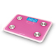 Smart Personal Automatic Electronic Body Fat Balance Scale With Touch Sensor