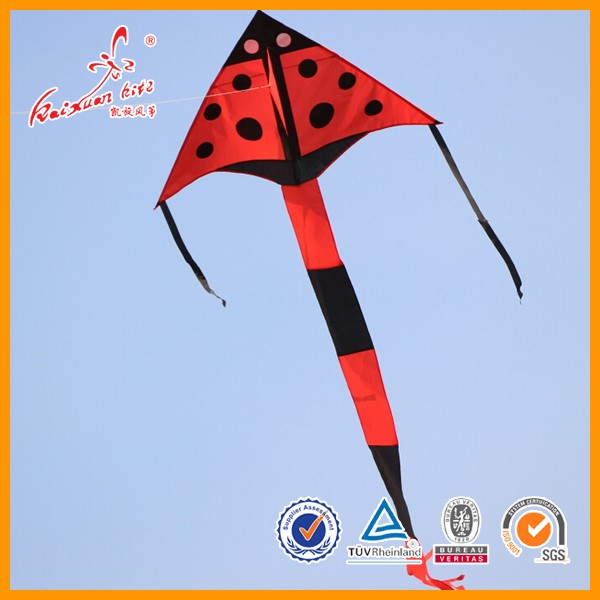 Single line delta kite from weifang China