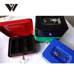 Weldon New design wholesaling best selling metal aluminum steel portable money safe money privacy