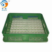 Top-selling 88 chicken incubator used plastic incubator egg tray with geat design