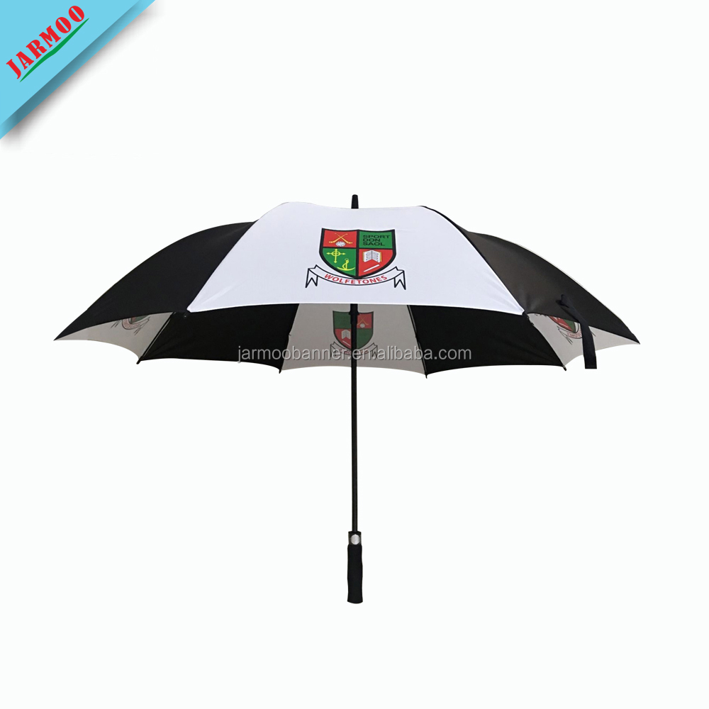 Customized Printing Double Canopy Golf Umbrella
