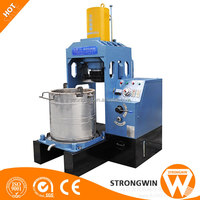High Quality Standard Fast Delivery Automatic Hydraulic Olive / Mustard / Coconut Oil Press Machine from China