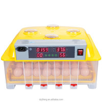 JF- 56 98% high haching rate CE approved new mini automatic incubator Jifeng factory Capacity 56 eggs