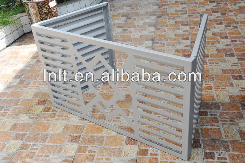 Perforated Metal Ac Case Aluminum Vent Cover Buy