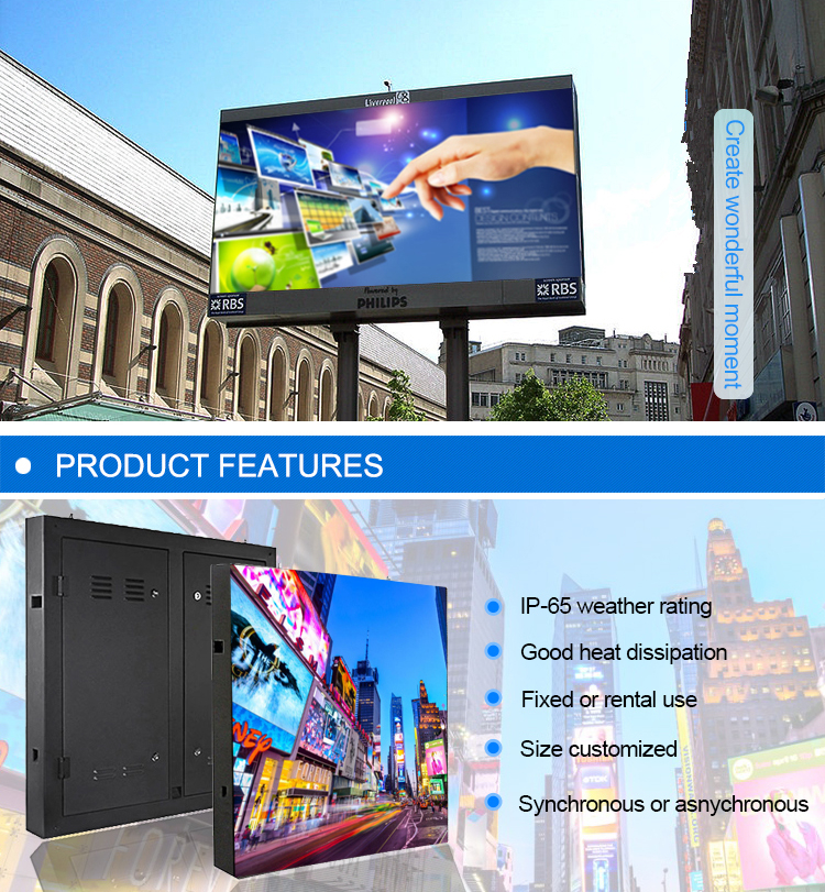 LED screen display mobile advertising vehicle, car led advertising display