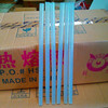 11*300mm transparent eva glue stick
