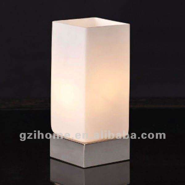 Captivating Modern Cube Table Lights/modern Glass Table Lamp (ihqd10061)   Buy Modern  Glass Table Lamp,Glass Table Lamp,Crackle Glass Table Lamps Product On  Alibaba.com