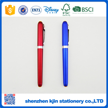0.5mm lead free samples fancy gel ink pen in promotion
