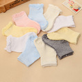 10Pcs 5Pair New Baby Socks Children pure cotton spring and summer thin section socks boy and