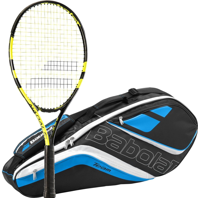 Babolat Gold 502012 Tennis Balls 4-Pack Yellow