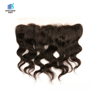 Hot Wholesale Virgin Brazilian Human Hair, Remy Human Hair Lace Frontal Closure Straight, Wave, Curly 4*13 Closure