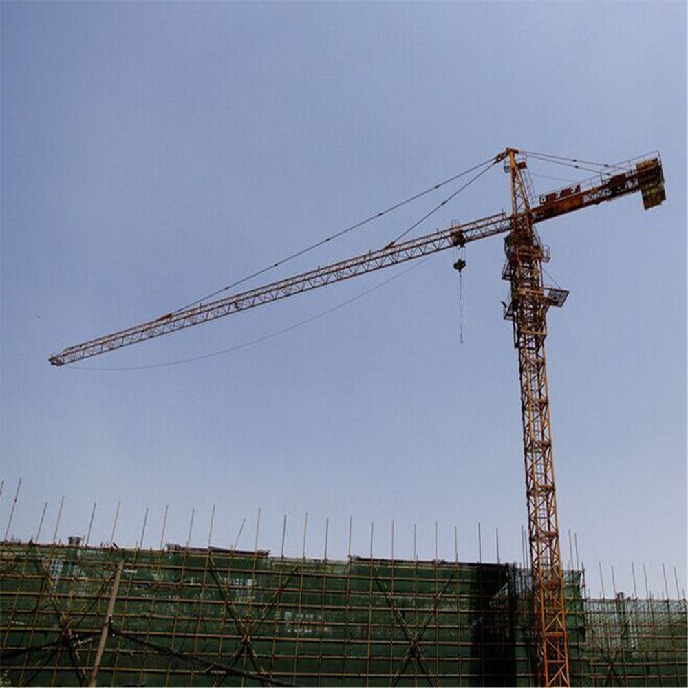 Tower Crane Productivity : Tower crane with high quality buy
