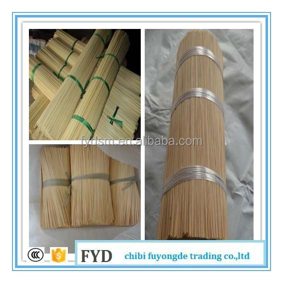 Eco Friendly Round Bamboo Stick , Insence Stick
