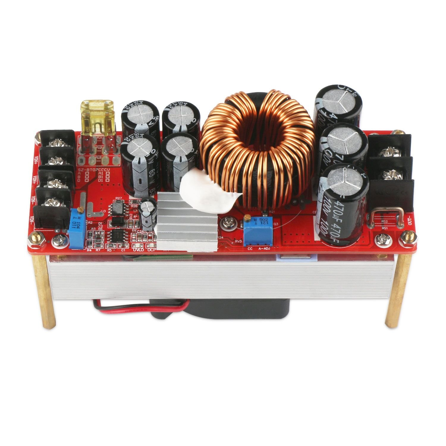 Cheap 60v Power Supply Circuit Find Deals Low Voltage Dc Converter Powersupplycircuit Get Quotations Boost Drok 1500w Regulator Booster 10v 12v Step Up