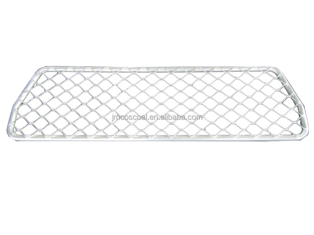 Aluminium framework fence for pickup truck, or ute