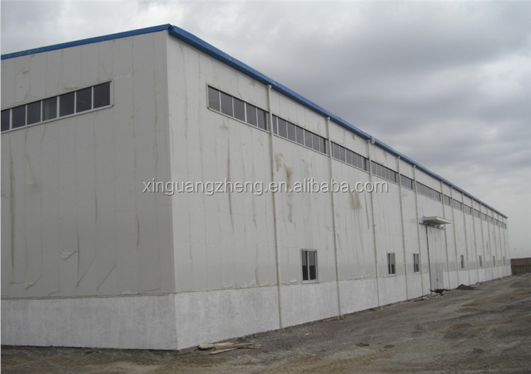 fast construction professional modular warehouse building