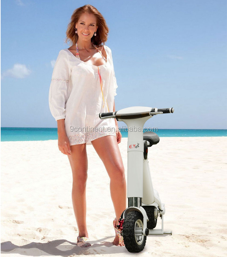 hot promotion big discount 10 inch scooter self stand foldable electric moblity scooter
