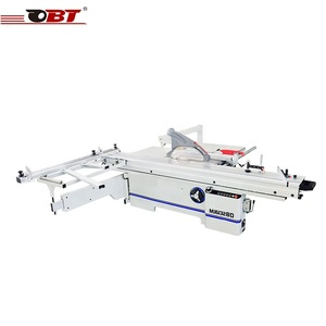 Types saws cutting wood heavy duty german horizontal sliding table saw