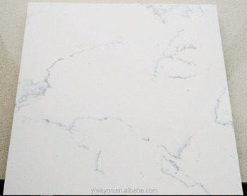 Arabesecato(WG377) white quartz slab,Specialize in quartz stone,cut into size,countertop
