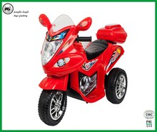 One colorful and fashional kids small electric tricycle for baby car