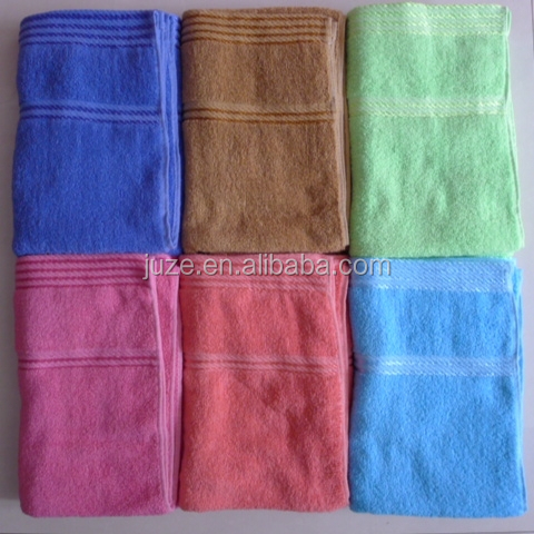 terry bath towel importers in South America