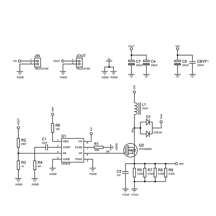 Factory Led Metal Core Pcb Design