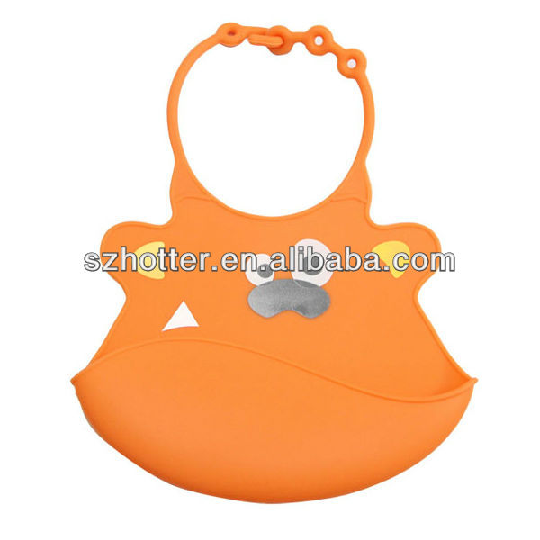 Wholesale animal printing colorful fashion style baby Bibs kids Pinafore,infant feeding Pinafore