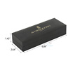 quality hot stamp display cardboard pen gift box