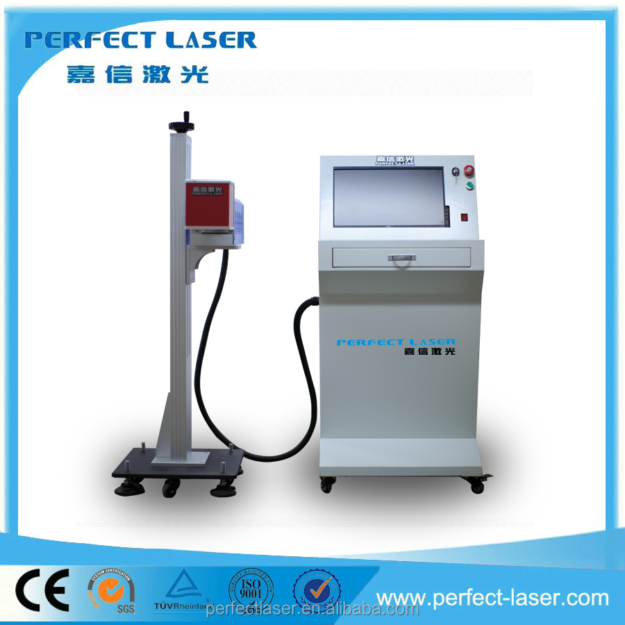 Hot Sale Shift Codes Plastic CO2 LGP Dot Laser Marking Machine