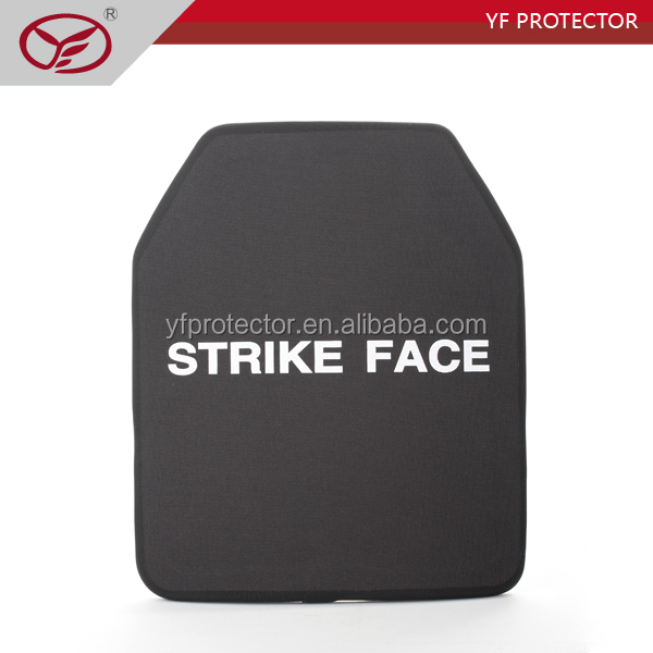 Silicon Carbide Ceramic Armor Steel Ballistic Plate for Tactical Molle Bulletproof Vest