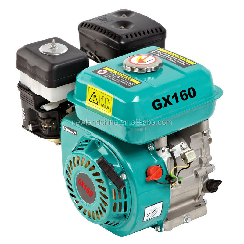4 stroke high quality 5.5HP gasoline engine copy honda engines for sale