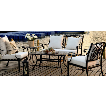 Fantastic Elegant Royal Style Curved Frame Design Outdoor Cast Iron Sofa Set Aluminium Garden Furniture Buy Aluminium Garden Furniture Garden Furniture Theyellowbook Wood Chair Design Ideas Theyellowbookinfo
