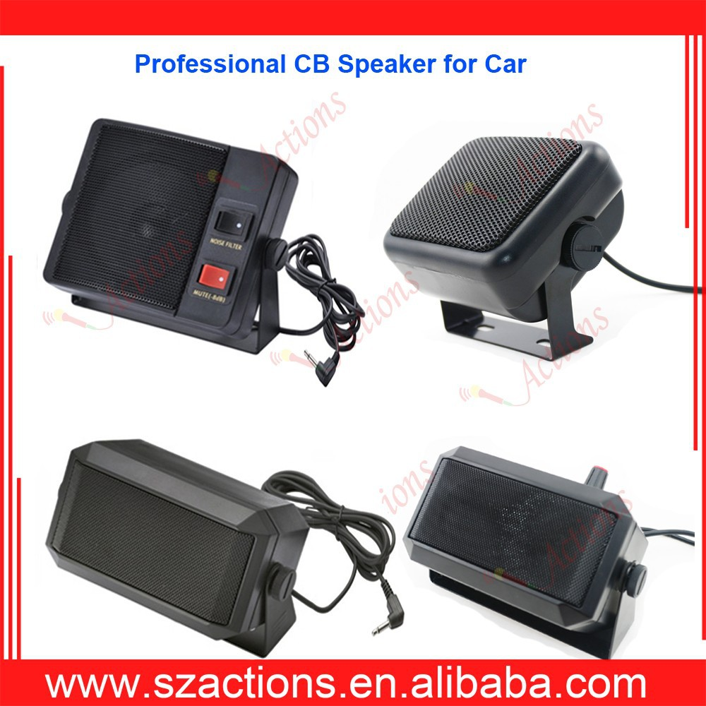 Professional Vehicle GPS External Car CB Speaker