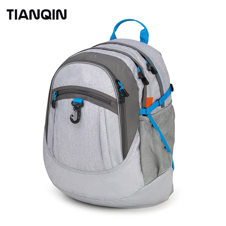 Hot Selling Durable Outdoor Basketball Bag Laptop Backpack with USB Charging Port