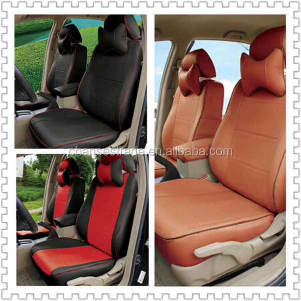 High Quality Red Leather Car Seat Cover Popular In Market,Cheap ...