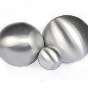stainless steel hollow metal sphere