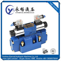 Factory Price 4WEH10P vickers Hydraulic Pilot Operated Solenoid Directional Control Valve price