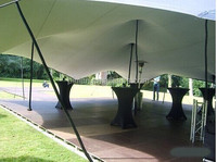 waterproof stretch tent fabric used for party/outdoor