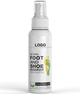 Best Quality Natural Foot and Shoe Deodorant Spray