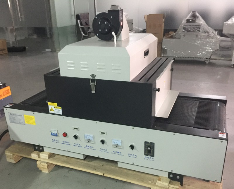 Uv curing machine, uv tunnel droger, uv machines