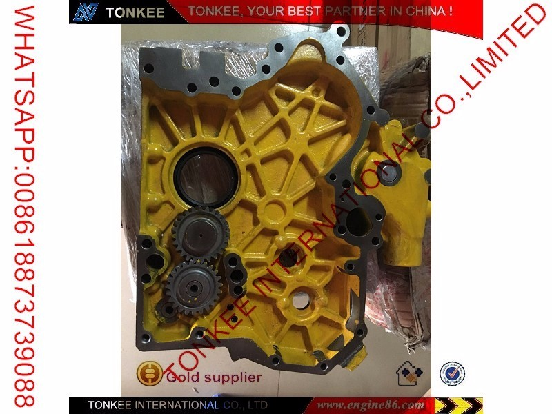 Excavator E320 E320B E320C Oil Pump for S6K 3066 engine