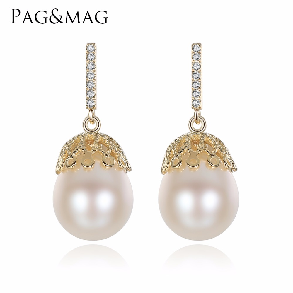 gold single earrings l earring room stone clear property pearl with
