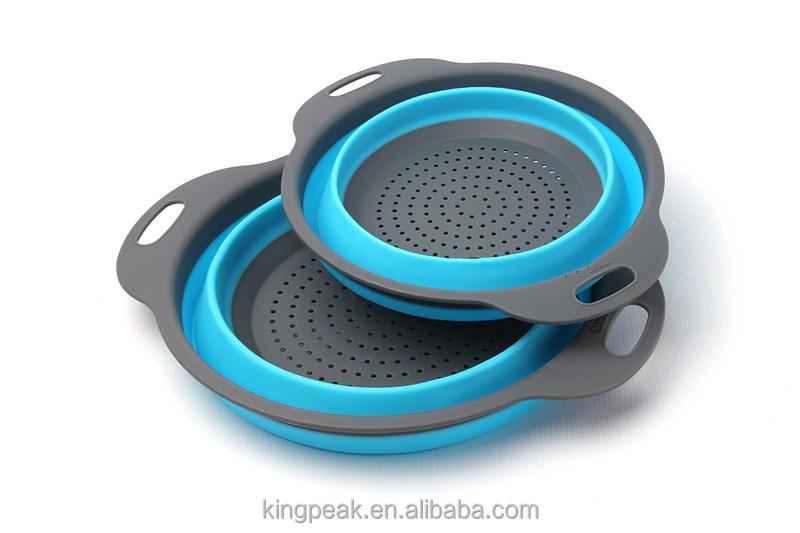 2015 meistverkauften faltbare silikon küche schmutzfänger set ... - Silikon Küche