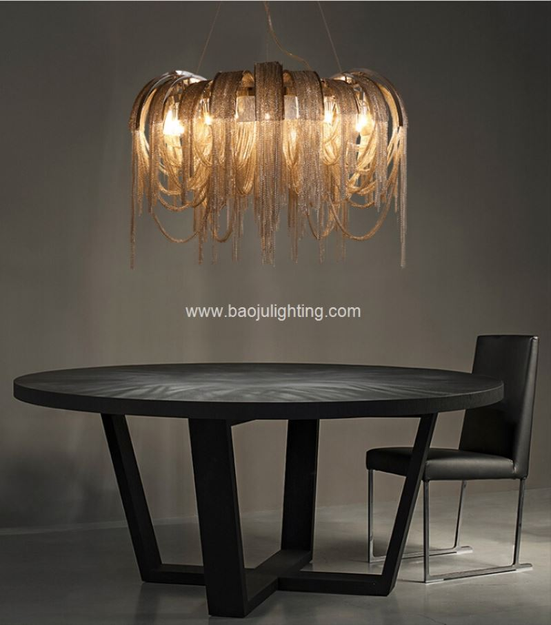 Chain Lamps Clear Pendant Lamps Lighting For Kitchen Island