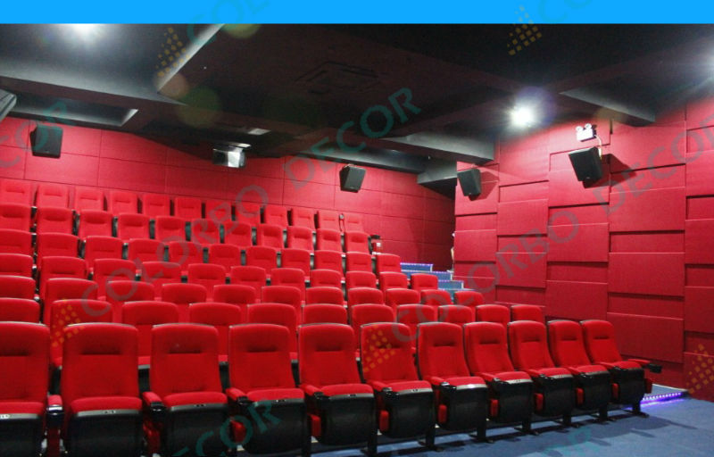 Home Theater Wall Panels fabric panel noise reduction sound absorption home theatre