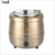 Stainless steel food warmer buffet equipment soup commercial cooking pots catering soup kettle rose gold electric kettle