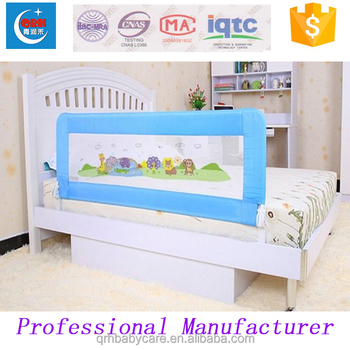 150 66cm Baby Collapsible Bunk Bed Fence Bed Guard Bed Rail