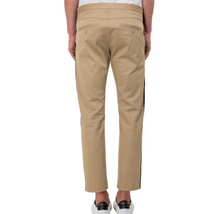 6f4e56775ec 2017 New Look Casual Mens Cotton Summer Long Slim Fit Trousers - Buy ...