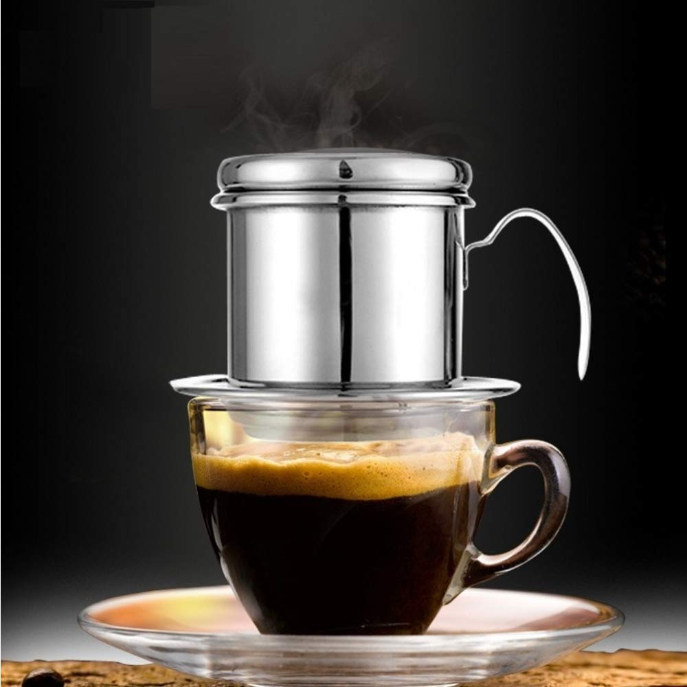 Buy Vietnam Coffee Dripper Vietnam Drip Coffee Maker Manual Vietnamese Drip Filter Coffee Screw Pot Design In Cheap Price On Alibaba Com