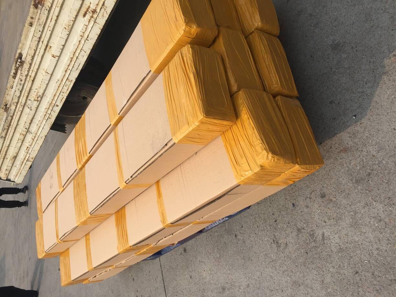 उच्च गुणवत्ता खिड़की सफाई ताला लगा के साथ दूरबीन पोल तंत्र